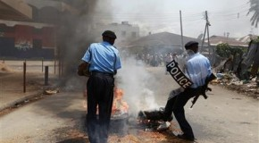Three killed in Kenya's Mombasa riots after cleric shot dead