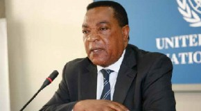 (Year End Letter) from Special Representative of the Secretary-General for Somalia Augustine P. Mahiga