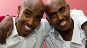 Gold hero Mo and his bro  Olympic star's first ever joint interview with twin Hassan