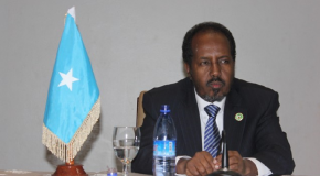 President Hassan reiterates again, his commitment to the cause of Human Rights.