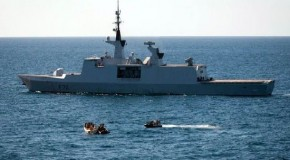 EU Naval Force And NATO Reaffirm Their Commitment To Work Together To Fight Piracy