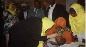 Press releases on Polio outbreak from Somali authorities
