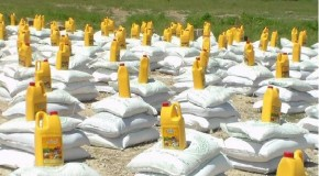 Local NGO supplies aid to flood victims in Middle Shabelle