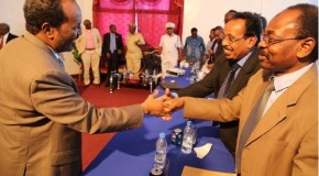 NEW E-PASSPORT WILL HELP SECURE SOMALIA'S BORDERS, SAYS PRESIDENT