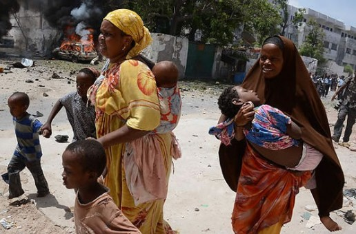 Somalia is the worst place to be a mother: aid agency